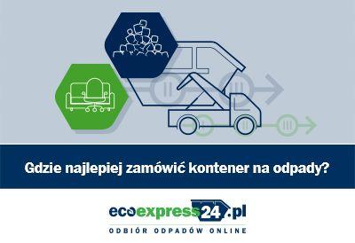 Gdzie najlepiej zamówić kontener na odpady?