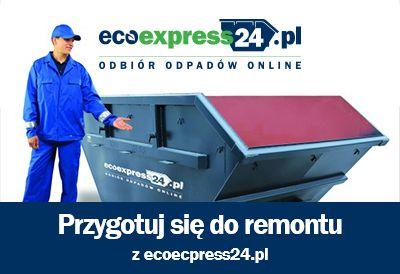Przygotuj się do remontu z ecoexpress24.pl