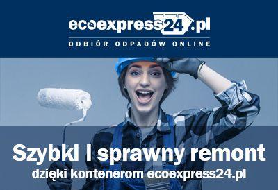 Szybki i sprawny remont dzięki kontenerom ecoexpr
