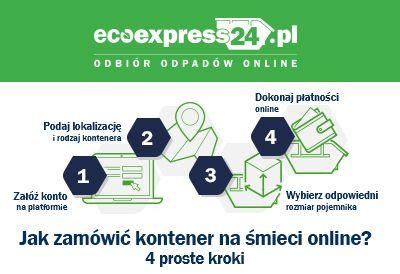 Jak zamówić kontener na śmieci online? 4 proste