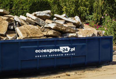 Już odbieramy odpady budowlane w Dąbrowie Górni