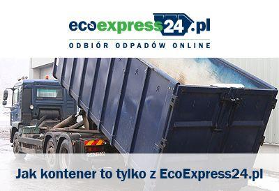 Jak kontener to tylko z EcoExpress24.pl
