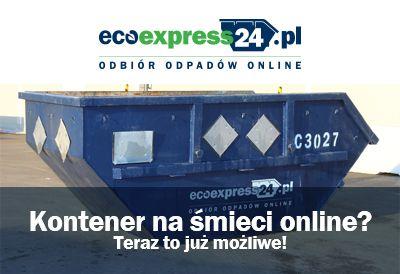 Jak zamówić kontener na śmieci online? To prost