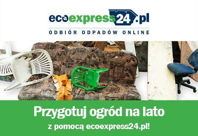 Przygotuj ogród na lato z pomocą ecoexpress24.pl