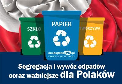 Segregacja i wywóz odpadów coraz ważniejsze dla